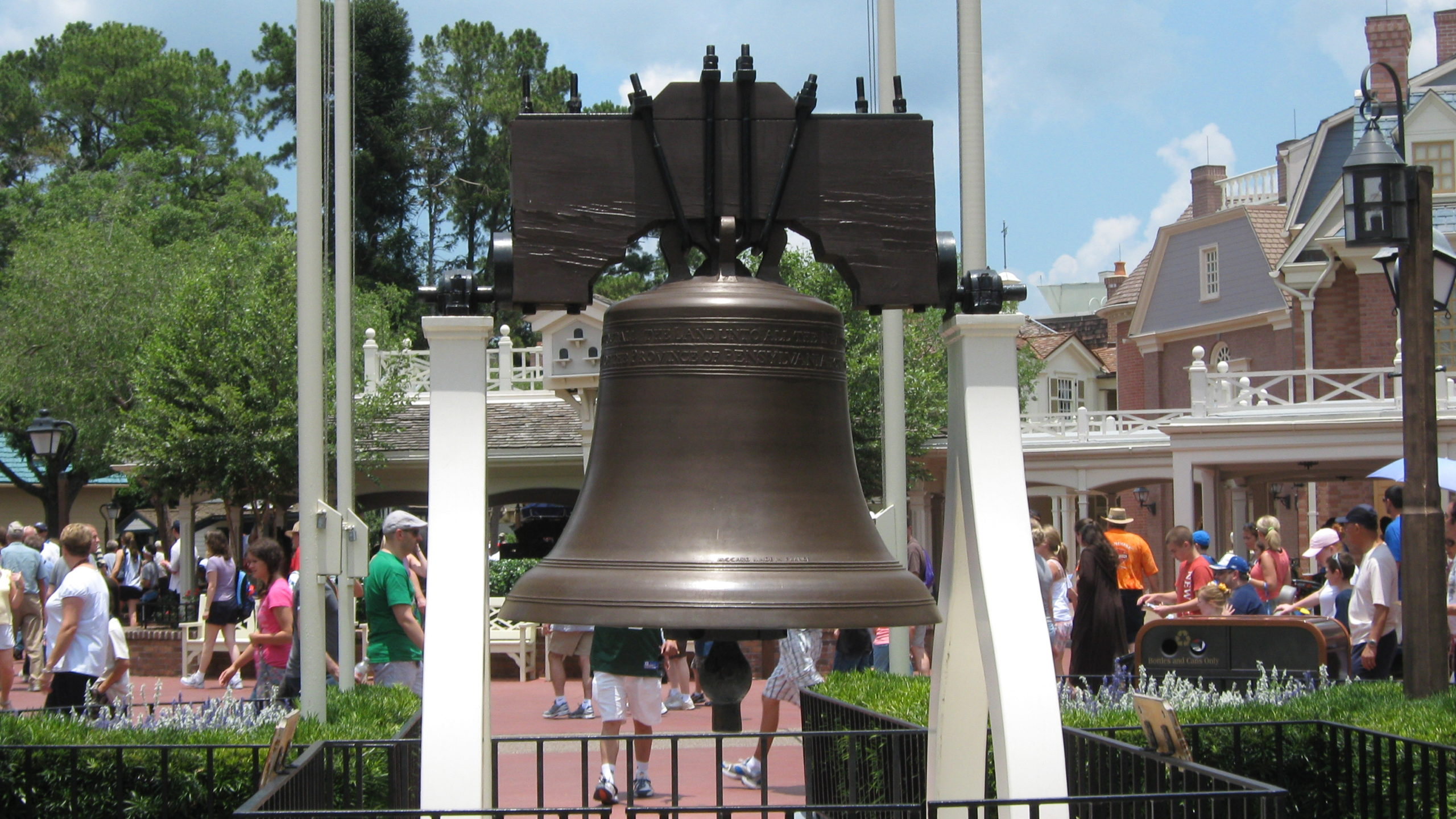 The most magical bell on Earth