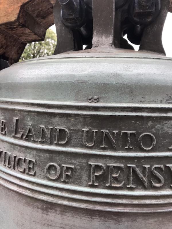 U.S. Treasury Liberty Bell replica, DC | Brock